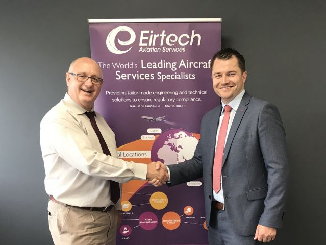 "Eirtech Secure STC for Honeywell ""ADS-B Out"" Solution on B737 Family"