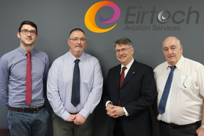 Eirtech Aviation adds CVEs and Avionics Expertise